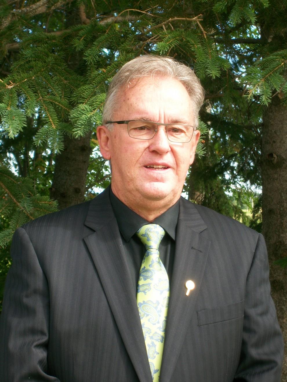 Maire Renald Côté